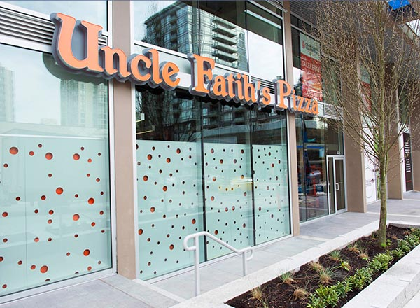 Uncle Fatih's - Downtown