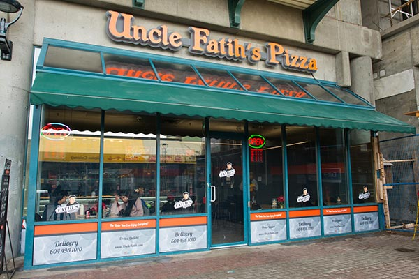 Uncle Fatih's - Surrey Central